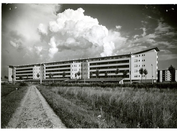 Gio Ponti, Casa al Quartiere Harar Dessié, Milano 1950-55
