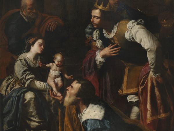 Artemisia Gentileschi, Adorazione dei Magi, 1636-1637, Cattedrale di Pozzuoli