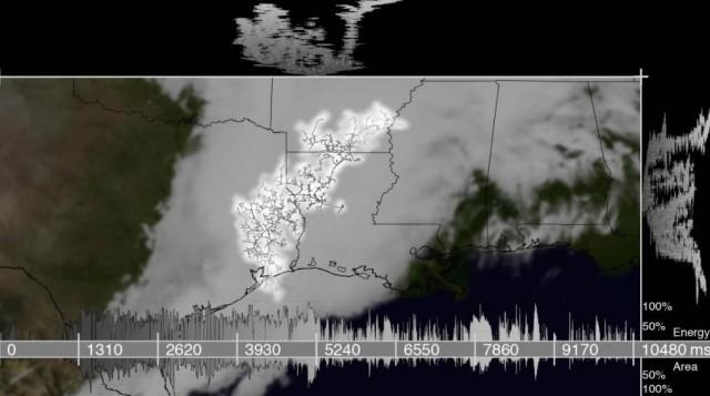 immagine 1 articolo meteo fulmini record su stati uniti e brasile