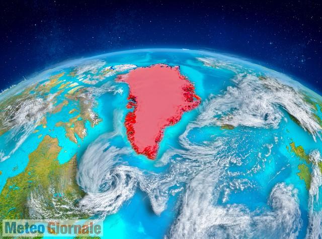 immagine 1 articolo meteo groenlandia situazione attuale ed evoluzione ghiacci