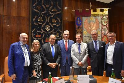 Accordo tra Federmanager e Università Sapienza