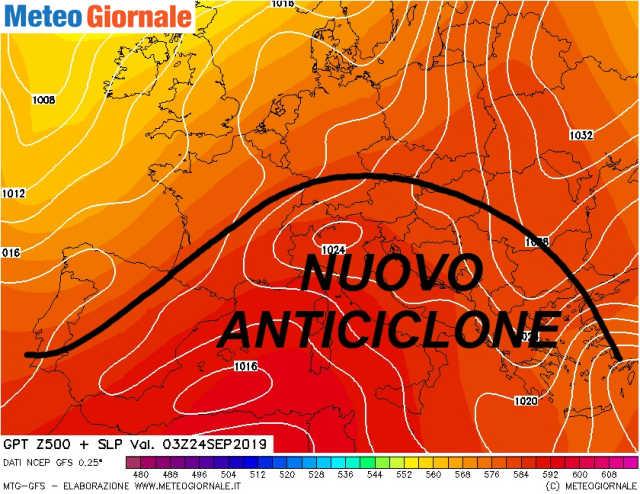 immagine 2 articolo meteo lungo termine svolta o no in italia le risposte