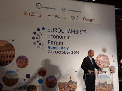 Leitl (Eurochambres): Sostenibilità deve tradursi in opportunità per aziende