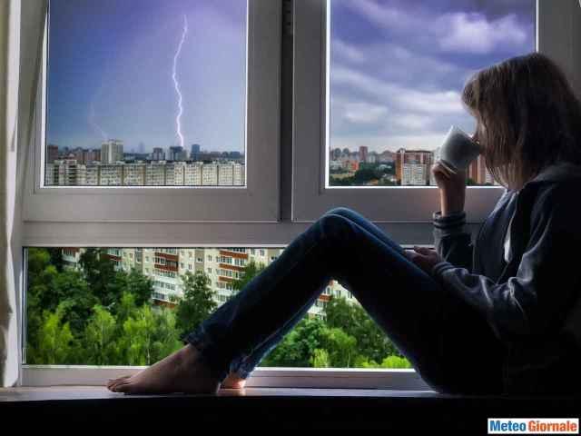 immagine 1 articolo meteo centro sud qualche temporale sulle tirreniche