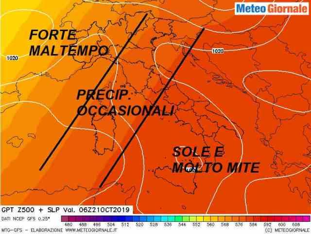 immagine 2 articolo meteo nord italia tante piogge soprattutto al nord ovest