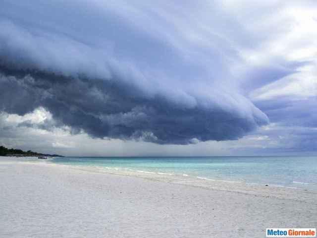 immagine 1 articolo meteo per domani sole e caldo italia peggiora sardegna