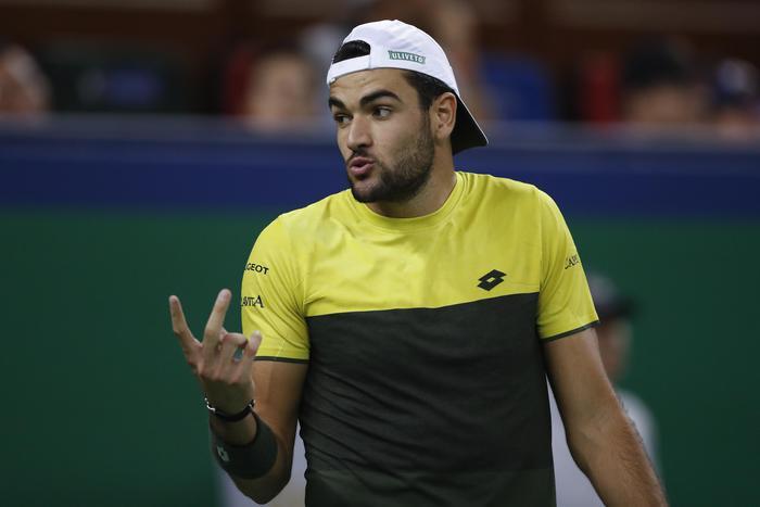 Favola Berrettini, n.9 del tennis mondiale