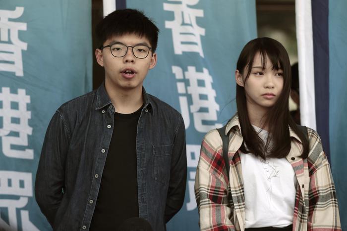 Corte Hong Kong nega l'espatrio a Wong