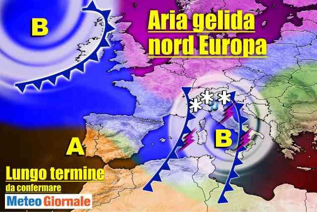 immagine 1 articolo meteo italia sino al 30 novembre arriva linverno