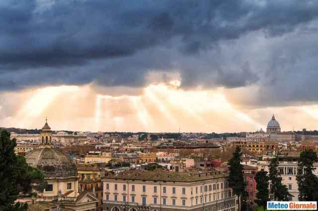 immagine 1 articolo meteo roma piogge martedi seguira un parziale miglioramento