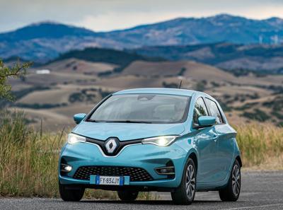 Tutta nuova la Renault Zoe, ora l'autonomia è 'giusta'
