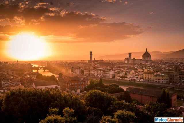 immagine 1 articolo meteo europa anomalie impressionanti caldo anche in italia