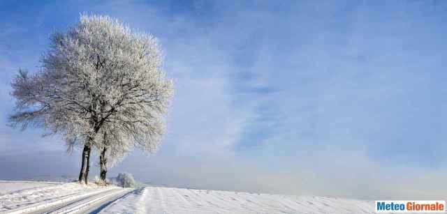 immagine 1 articolo meteo francia caldo in quota inversioni termiche e forti gelate in pianura