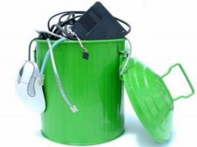 Troppo rifiuti elettronici, nel 2019 è record in tutto il mondo
