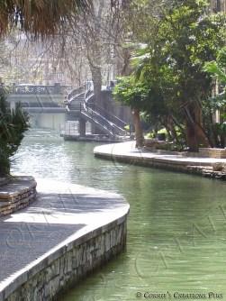 The Riverwalk in San Antonio, Texas