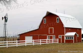 Farm life in southeastern Nebraska