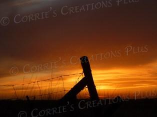 Southeastern Nebraska provides a lot of great sunset experiences.