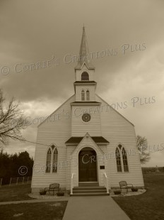 St. John's (Old Stone) Lutheran Church, southeastern Nebraska