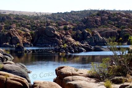 Watson Lake near Prescott, Arizona