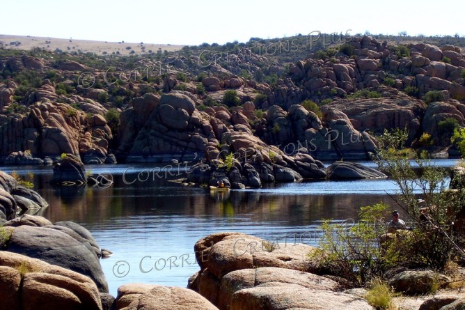 Watson Lake near Prescott, Arizona