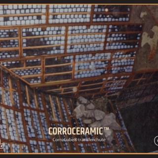 CorroCube® transfer chute