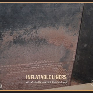 VibraCube® Ceramic Inflatable Liner