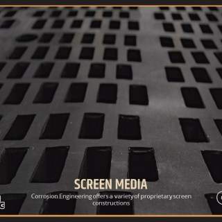 Corrosion Engineering offers a variety of proprietary screen constructions