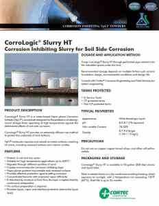 CorroLogic® Slurry HT