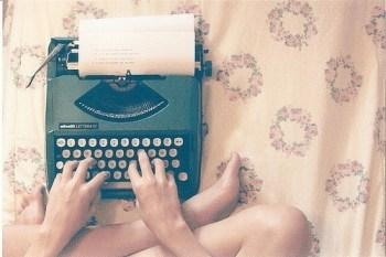 Exercício para jovens escritores