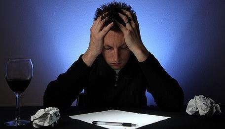 Medo de escrever