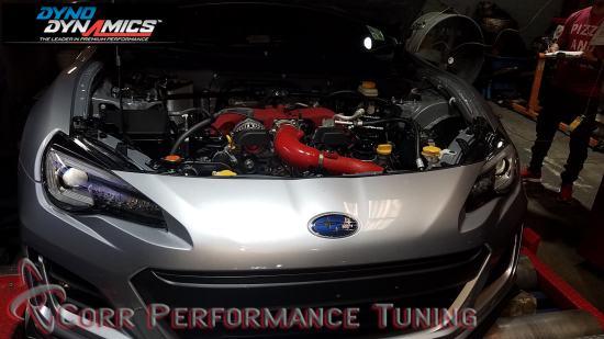 2017 Subaru BRZ – EcuTek – Corr Performance Tuning, LLC