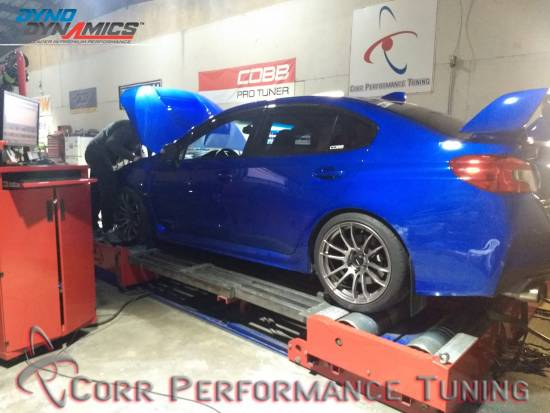 tomioka racing – Corr Performance Tuning, LLC