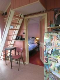 Sitting room door way