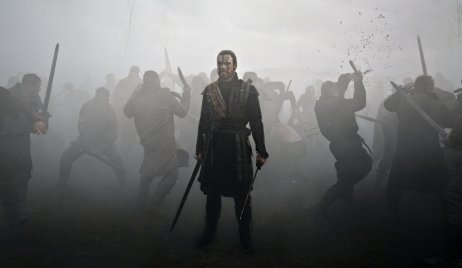 The Battle and an excellent use of slow motion in Macbeth