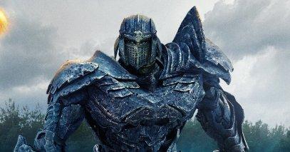 A Cybertronian Knight
