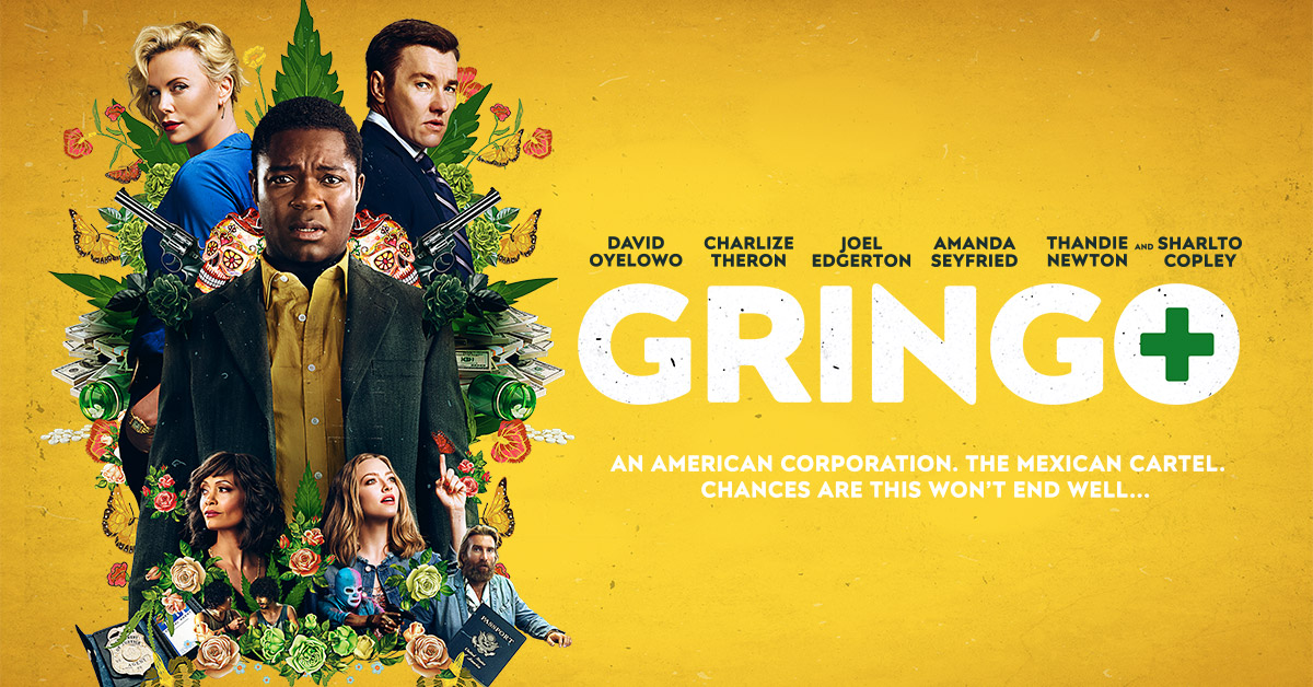 Somer Valley FM Film Review: Gringo – Corrupted Records: Film Reviews