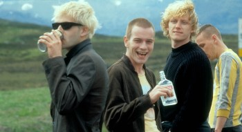 The Old Gang Sick Boy, Renton, Tommy and Spud