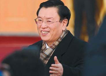 China: Zhang Dejiang replaces Bo Xilai as Chongqing Party chief