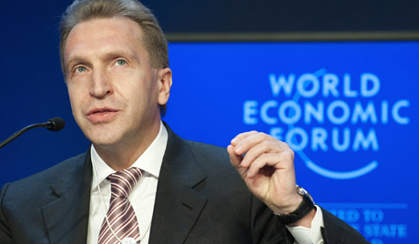Russia: Putin's ally Igor Shuvalov accused of corruption