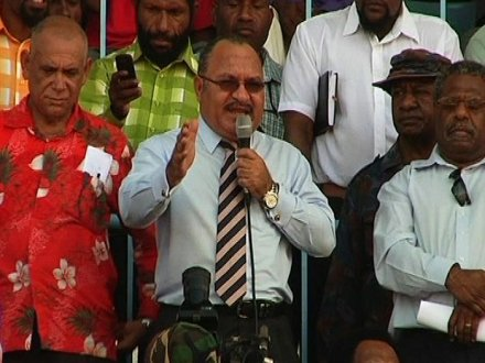 PNG: Corruption has become widely entrenched in government