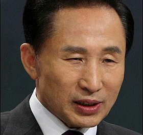 Korea: President's brother arrested