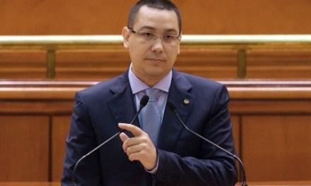Romania: University alleges PM plagiarised thesis