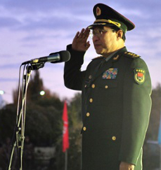 China: Ex-general admits to taking bribes