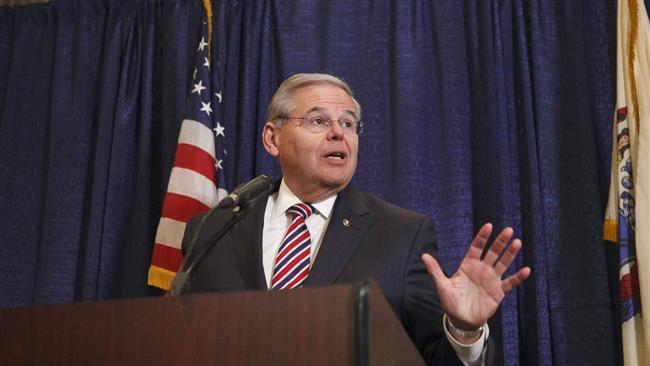 USA: Senator Robert Menendez on corruption charges