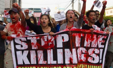 Philippines: War against drug is alarming and inhuman