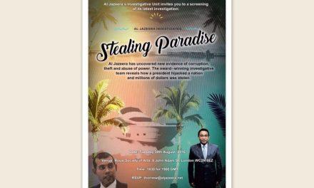 Maldives: Al Jazeera to air documentary on corruption
