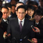 South Korea: Samsung heir faces corruption charges