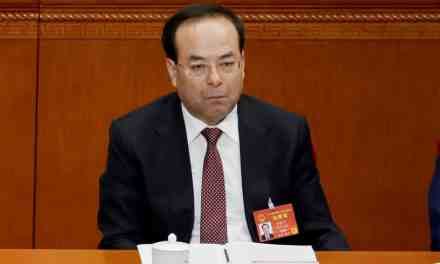 China: A top leader jailed for corruption
