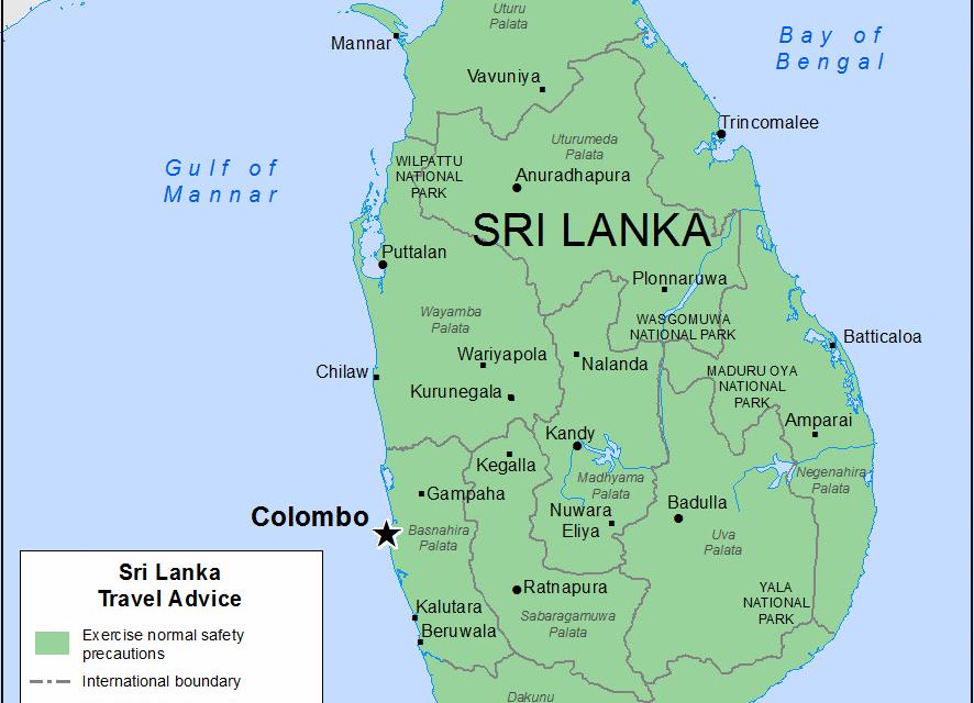 Sri Lanka: Corruption and debt-trap.