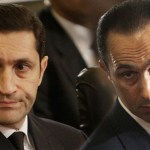 Egypt: Ex-President Mubarak's sons arrested on corruption charges.